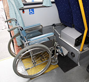 Wheelchair photograph